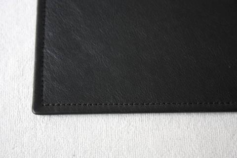 sonderanfertigungen leder schreibtischunterlagen. Black Bedroom Furniture Sets. Home Design Ideas